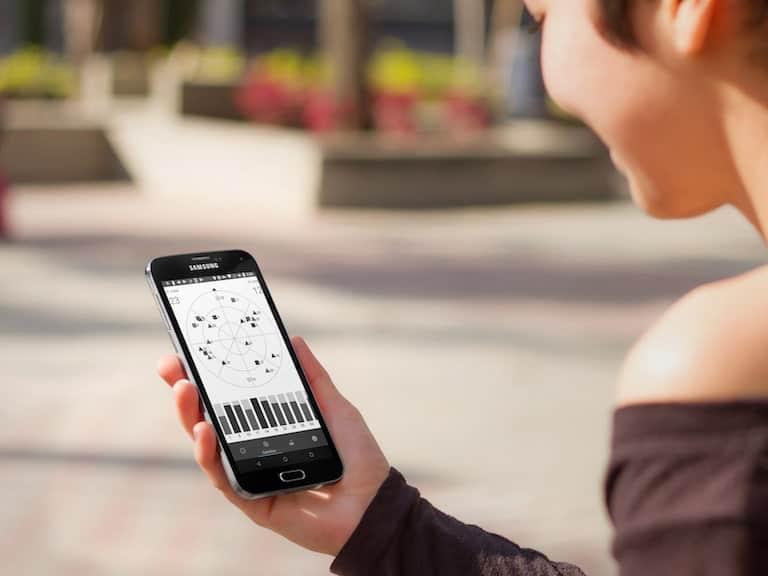 Time Server App Outside GPS